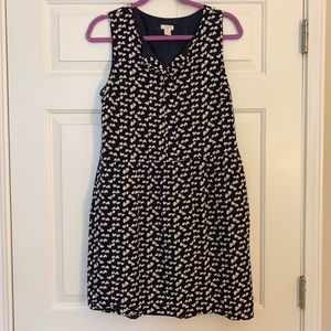 JCrew Heart Dress